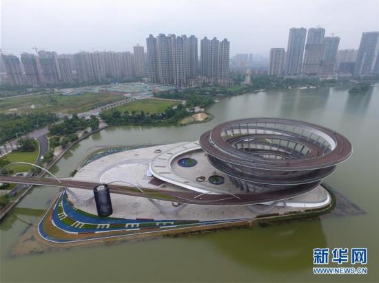 长株潭城市群一体化建设十年 中部崛起新高地