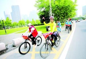 淮安完善公共交通体系 方便市民绿色低碳出行