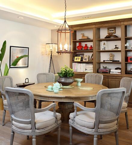 餐厅搭配实用为先 12款功能用餐空间