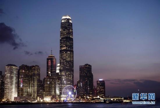 香港:时尚之都的风采