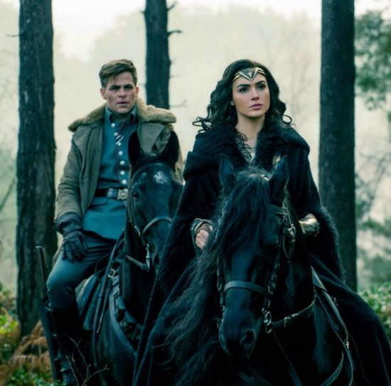 《神奇女侠》内地票房勇破5亿 超级女英雄席卷全球