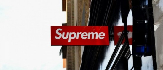 Supreme的Logo
