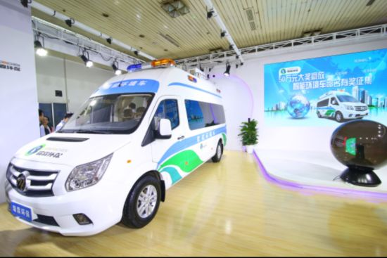 自主研发智能环境车上市 融合人工智能分析