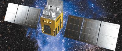 中国首颗天文望远镜卫星发射 可获高能天体动态图景
