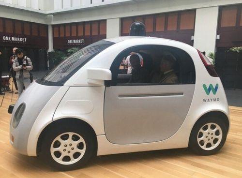 谷歌无人车原型即将退役 博物馆里过余生