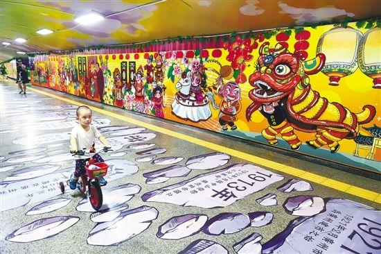 全域旅游兴起 创意尝试广州古城游