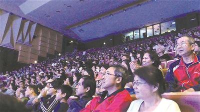 江苏原创京剧《青衣》赴台演出引发巨大轰动