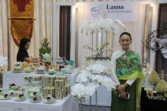 2017泰国旅游交易会在清迈举行 记者 杨讴 摄
