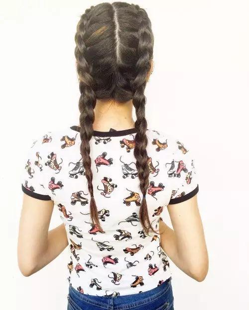 谁说长发就是沉闷?学会这10种发型夏日里面你最闪耀!