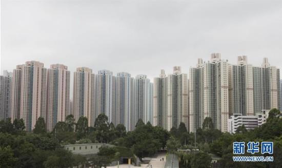 香港天水围:百姓生活20年
