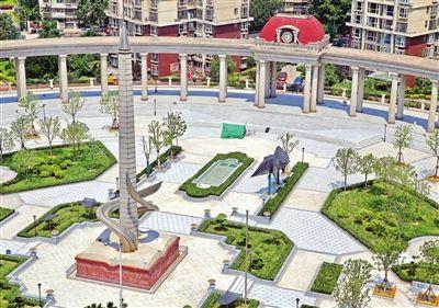 天津市河东区危改广场展房子装修设计新颜怎么85平图片