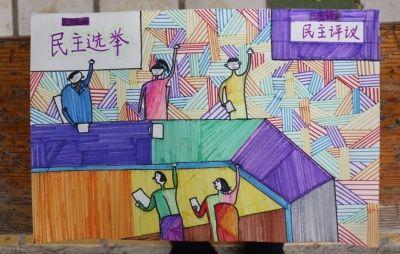 绘画创作思路·步骤