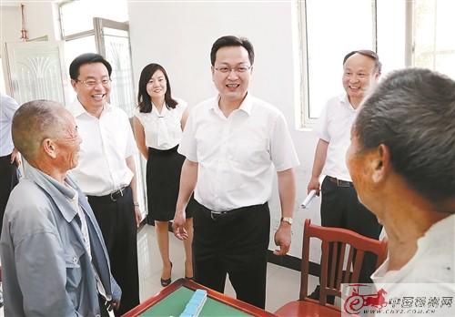 张国华:提振群众干创业精气神 走富民新路子