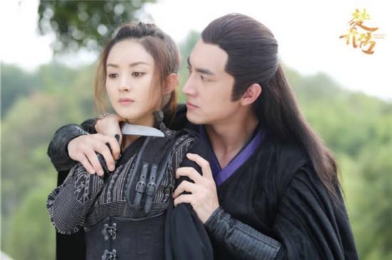 《楚乔传》林更新赵丽颖开虐 星玥决裂楚乔燕洵联盟