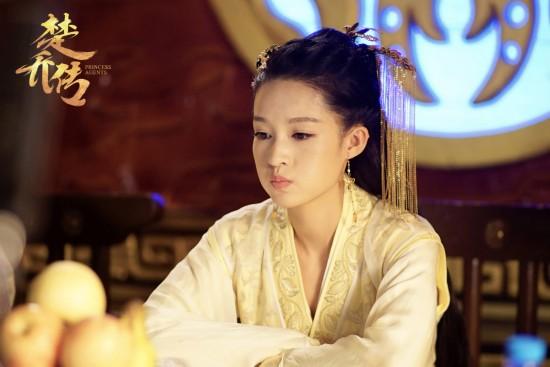 楚乔传里的女配都喜欢燕洵?林更新高冷无人爱?