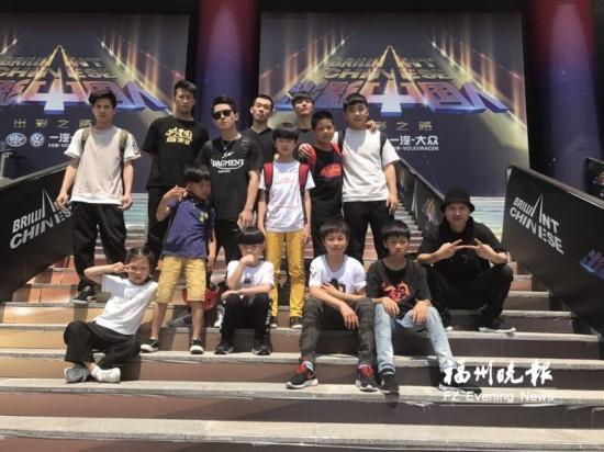 福清侨乡歌舞团登上央视《出彩中国人》舞台