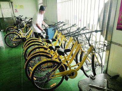 单车免费上武汉轮渡 公交贴6万元为单车免单