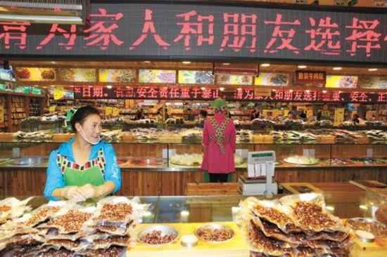 西藏非公经济欣欣向荣