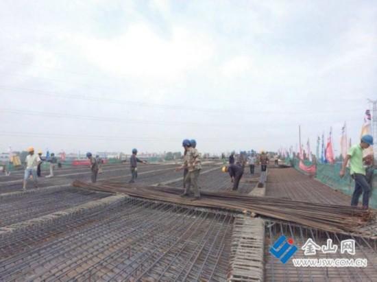 镇江首条境内高速镇丹高速2018年10月竣工通车