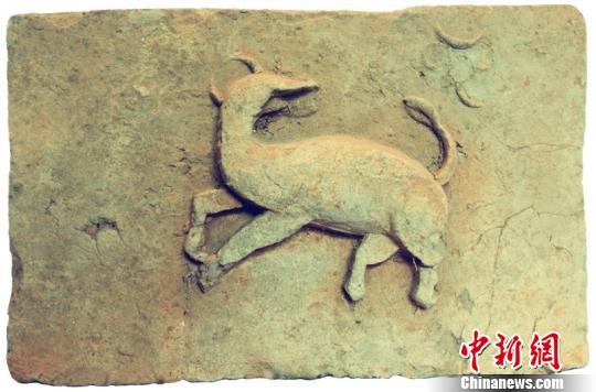湖南桂阳县发现宋代图像砖见证古代高超建筑装饰艺术