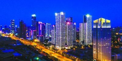 400家金融机构入驻南京河西 金融法人总部15家