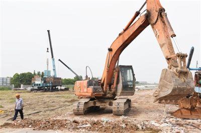"""南通海门""""大学科技园""""项目建设快速推进"""