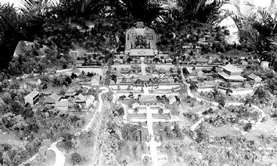 北京香山永安寺历时四年复建完成