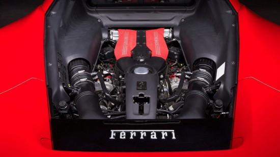 法拉利双涡轮增压V8引擎获2017年国际引擎奖