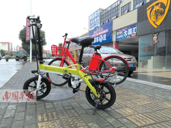 共享助力单车有望7月登陆南宁 一年365元不限次数