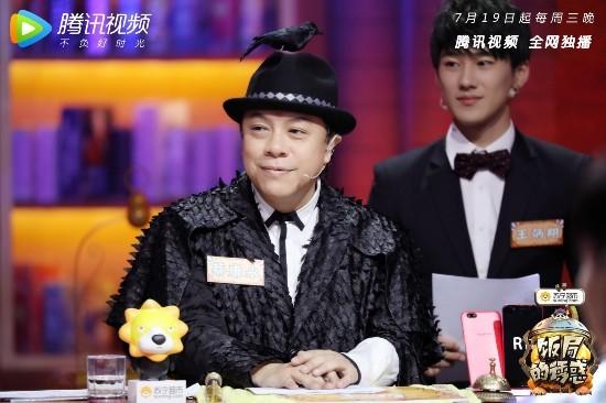 """《饭局的诱惑2》全面升级 蔡康永""""篡位""""马东"""