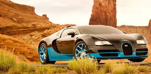 布家迪Veyron Grand Sport Vitesse