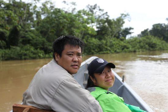《环游记·我们的侣行》揭秘与世隔绝的华拉尼部落--湖南频道--人民网