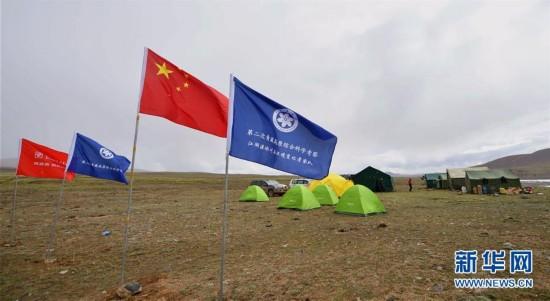 第二次青藏高原科考冰川考察启动