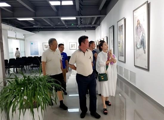 艺术金融博士课程班在文化部艺术发展中心培训