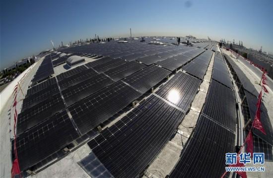 洛杉矶建成全球功率太阳能屋顶