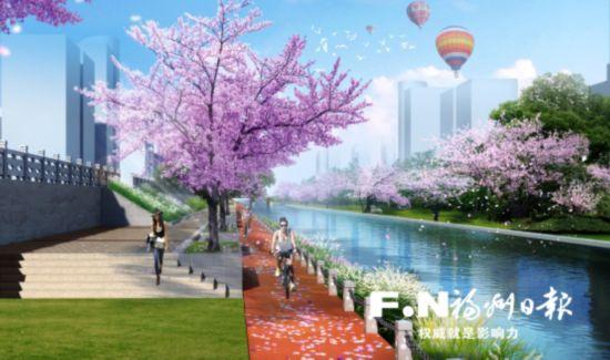 新店片区水系拟建19座串珠公园 为市民留足休闲空间