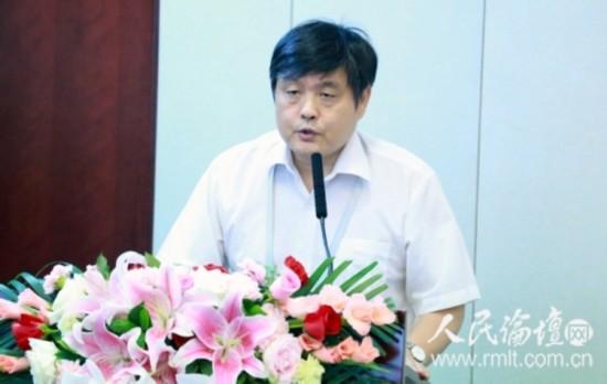 中共林州市委常委、宣传部部长王献青致辞