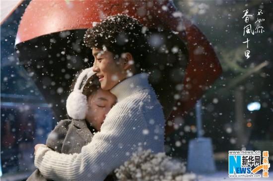 《春风十里,不如你》曝特辑 周冬雨张一山愿爱恰逢其时
