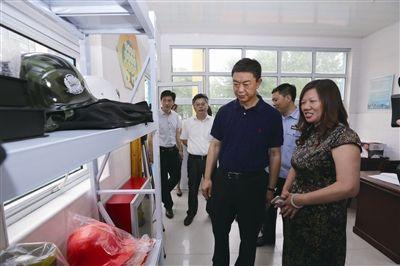 陈勇:南通海门民生实事项目要加快建设