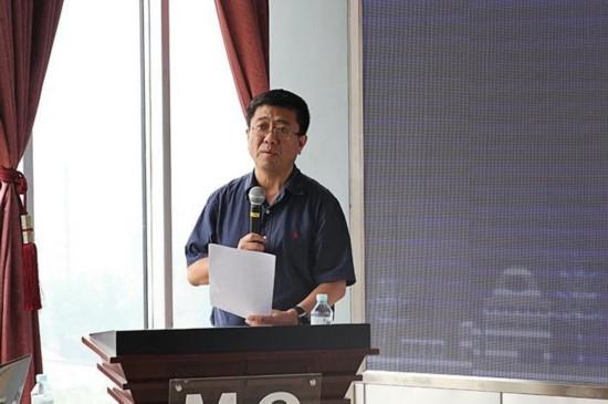 北京和裕地产副总裁 周柏生