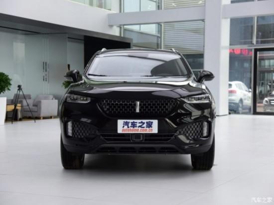 长城汽车 WEY VV7 2017款 VV7c 豪华型