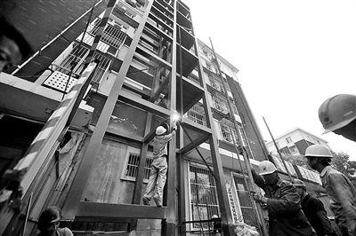 北京市老旧小区增设电梯将出政策方案