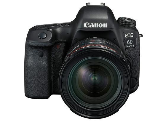 佳能EOS 6D Mark II数码单反相机