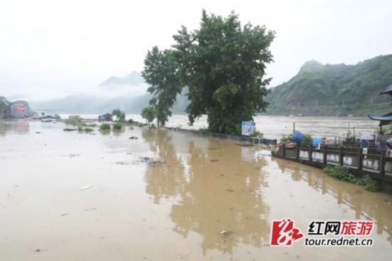 9日湖南这些景区暂停运营 高风险旅游项目再被叫停