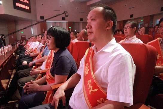 """""""河北好人榜""""6月榜单发布仪式暨道德模范与身边好人现场交流活动在涿州市举行"""