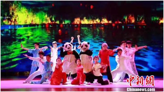 北京首届国际儿童剧展演季活动吸引逾五万人观看