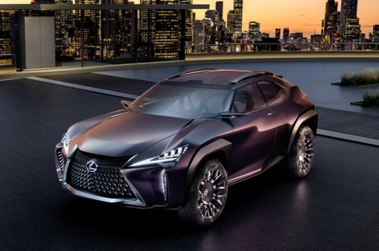 雷克萨斯拟推七座RX SUV 将亮相东京车展
