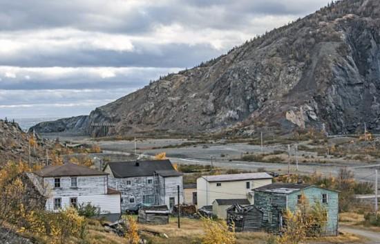 是加拿大最小的城镇,总人口仅有4人.-加拿大小镇人口流失严重 仅