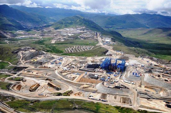 65-2 中国五矿在秘鲁的拉斯邦巴斯铜矿项目