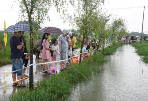 安徽铜陵东联乡水乡旅游文化节开幕——水乡东联吸引八方来客